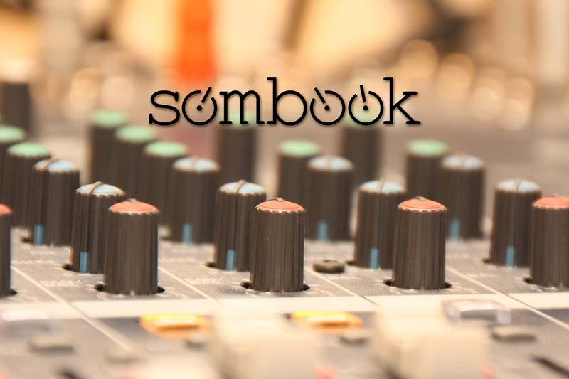 Sombook – um site para ajudar o músico